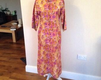 Loung dress. Chinese style.