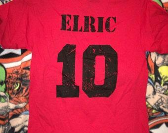 Fullmetal Alchemist Edward Elric Anime Tshirt