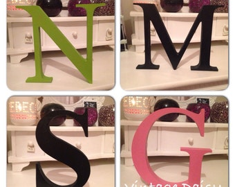 Free Standing Individual Letters