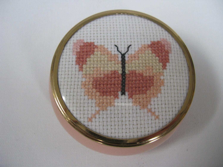 Frame Craft Box Butterfly Box Trinket Stow Jewellery