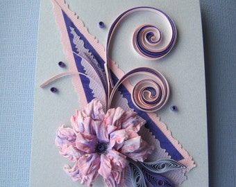 DELAYED SHIPPING August 1st - Set of 3 Handmade Mini Greeting Cards