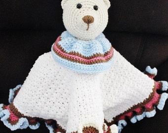 Wubby Bear Blanket