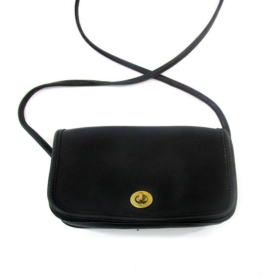 black coach purse outlet 7za1  small coach purse black