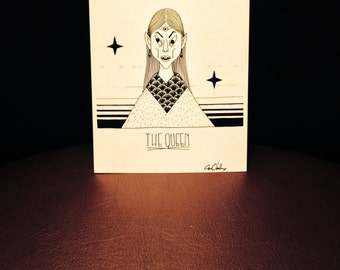 The Queen, A Part Of My Mystic Family Series