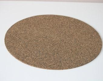 Oscarsaudio Cork/Rubber Turntable Mat 3mm