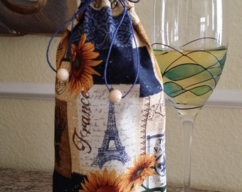 Gourmet Wine Bag-Country Collection (French)