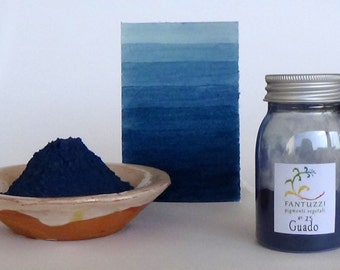 Pigment Blue Woad