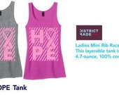 HOPE Breast Cancer Awareness Tank Top