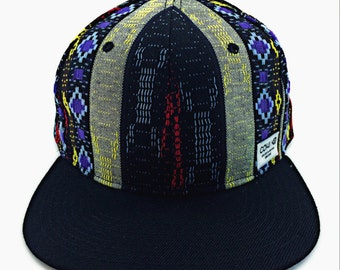 Blue Aztec Cohi Snapback