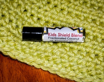 Kids Shield Blend Remedy-all natural with essential oils to protect from germs and illness