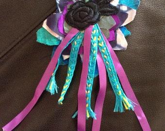 Cordelia corsage/bag charm