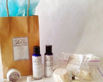 Sample Pack Gift Bag - Trille Blanc