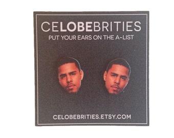 J Cole Earrings