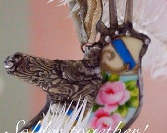 Birds of a Feather Solder Together Online Soldering Workshop Creating 3 Dimensional Sculptures with Solder Tutorial