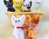 KITTIES KITTIES  KITTIES  to adopt - Cat Dolls by Joelle's Dolls