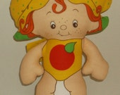 "12"" Apple Dumplin' from Strawberry Shortcake Series #390"