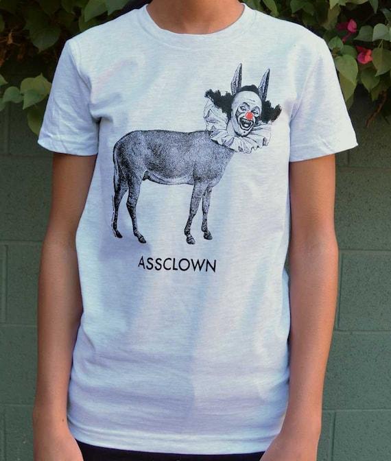 SALE Assclown T-shirt ...