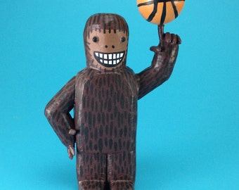 Basketball Bigfoot