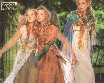 Simplicity 9454  FAIRY Costumes Pattern Sz 6 - 12 ©2000 ANDREA SCHEWE