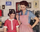 50s Sewing Book Midcentury Instructional booklet  Simplicity Easy guide for beginners and Experts 1950s How to instructions