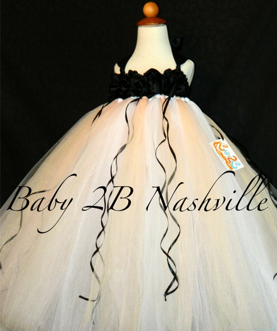 Baby Dress Blush Dress Toddler Dress Tulle Dress Tutu Dress Wedding Dress Flower Girl Dress Black Dress Party Dress Birthday Dress Baby Girl
