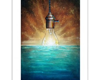 Seafarer Series Limited Edition - Solar Energy - Signed 8x10 Matte Print (8/10)