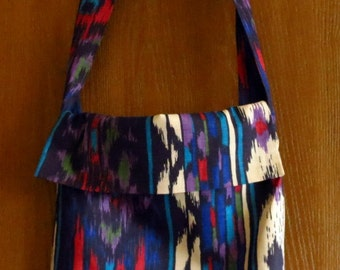 Colorful Cotton Bag
