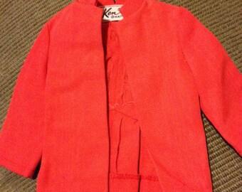 1970s Ken doll jacket by Mattel