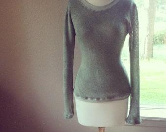 Sweet Sweater hemp/organic cotton