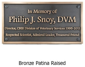 "Custom Rectangle History Marker 20""W x 10.5""H by Atlas Signs and Plaques"
