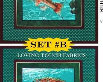 Bass Fish Fabric Etsy