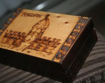 50 % OFF Vintage Misc. Items  Polish  BEAUTIFUL Jewelry  box