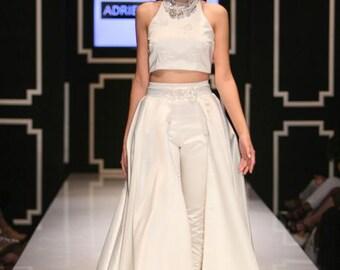 Kaylee Bridal Skirt w Pants