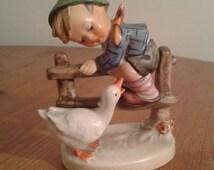 Goebel Hummel Barnyard Hero 195 2/0 TMK-4, Porcelain, Germany