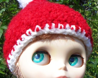 Santa Hat for Blythe