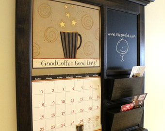 Framed Wall Calendar framed calendar front loading double pocket lang calendar