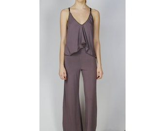 backless bamboo camisole - GEM lingerie range - made to order