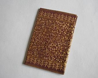 Vintage Leather Billfold/Wallet/Credit Card