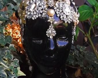 Oshun, River Goddess Mosaic