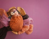 Wool Snuggle Sack Props