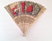 Antique Spanish FAN Flamenco Vintage Fan