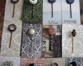 Retro Glamour Romantic Hollywood Vintage Hairpins -Buy 2 Get 1 FREE!