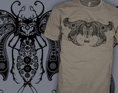 TOOL Band Shirt - Death Moth - Hard Psychedelic Progressive Rock T-Shirt - FREE SHIPPING