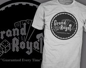 Grand Royal T Shirt - Grand Royal Records T Shirt - Beastie Boys T Shirt