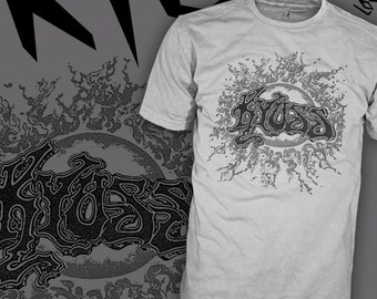 Kyuss T Shirt - Vintage Kyuss Shirt - Kyuss T Shirts - Kyuss Lives - FREE SHIPPING