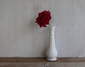 Vintage Milkglass Vase