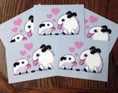 """Poro Love Postcards/Mini Prints - League of Legends - 5.5"""" X 4"""""""