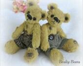 Instant Download - Bear Pattern Kingston by Bosley Bears