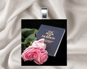 Pendant Necklace Book of Mormon