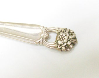 Silver Eternally Yours Serving Fork 1941 /